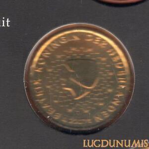Pays Bas 2007 10 Centimes d'euro FDC BU Pièce neuve du coffret BU 40000 Exemplai