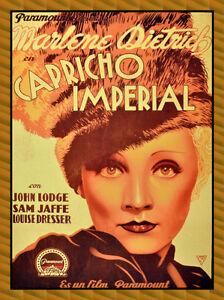 Movie Poster Marlene Dietrich Film Home Living Room Wall Decor Art Print Q625 Ebay