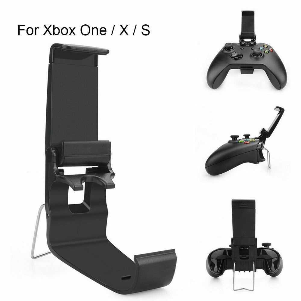 Smartphone Clip Gamepad Mount Stand Phone Holder Handle Bracket For Xbox One