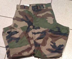 Pantalon-cam-Militaire