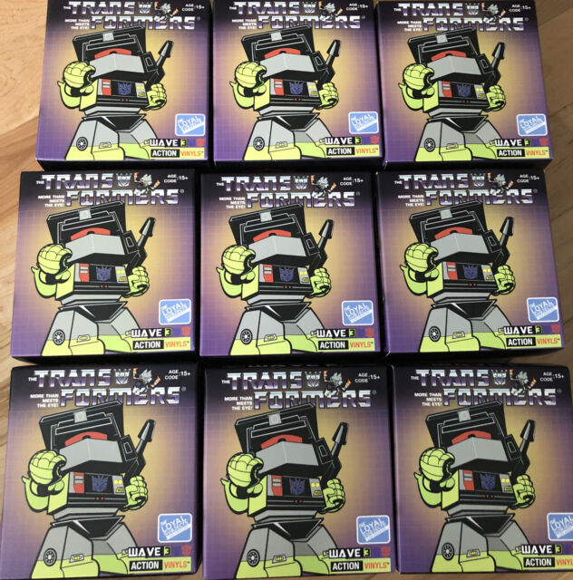 Transformers Loyal Subjects Wave 3 Lot Of 9
