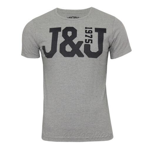 L Jack /& Jones T-Shirt Hommes Cox Slim Fit Taille S M XL XXL prix recommandé 12,95 €