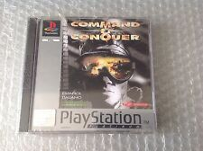 Command And Conquer (Platinum) Sony Playstation One Ps1 Pal Ita# Factory Sealed