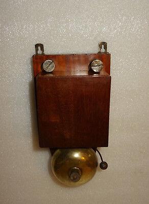Nuttig Tres Belle Sonnette Certainement De Telephone Annees 1913 (200 Ohms)