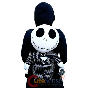image is loading nightmare before christmas jack plush doll backpack nbc - Nightmare Before Christmas Backpack