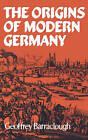 The Origins of Modern Germany by Geoffrey Barraclough (Paperback / softback, 1984)