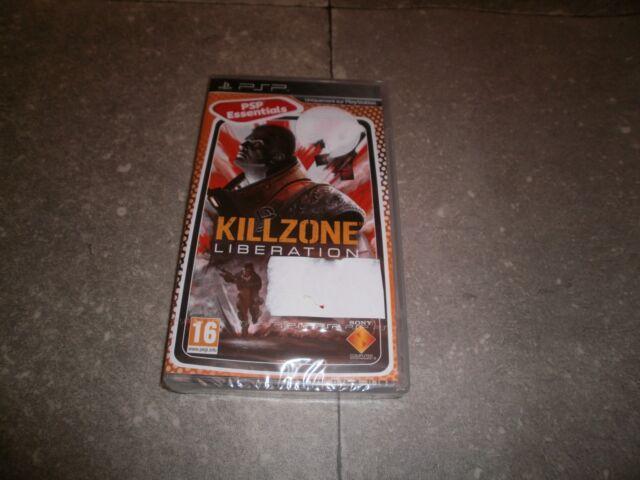 JEU PSP version Française: KILLZONE: LIBERATION - NEUF - sous blister