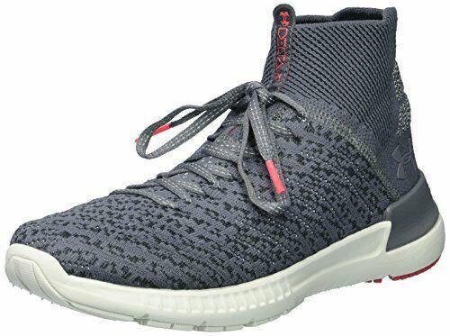 103 //Ivory 7.5 Under Armour Women/'s Highlight Delta 2 Running Shoe Zinc Gray
