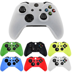 Silicone Gel Controller Skin Case Cover Grip Protective ... Xbox One Skins Ebay