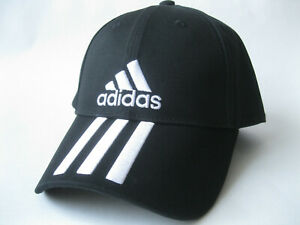 Image is loading Adidas-Classic-3-Stripes-Cap-DU0196 eb045f7b123