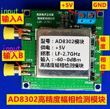 AD8302 2.7 GHz RF / IF 14TSSOP IF RF phase detection module