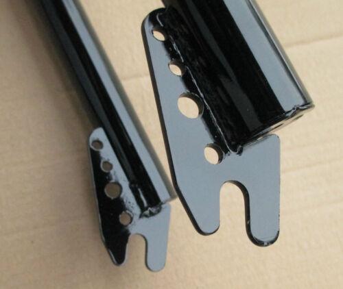 Fork 20 MX Uni HiTen Sunlite Black 185mmx100x21.1x27