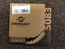 Stronglight 36 T 110 BCD Black Chainring