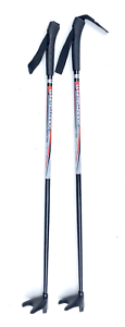Whitewoods Junior Ski Poles with Snow Basket 60cm