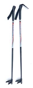 Whitewoods Junior Ski Poles with Snow Basket 80cm