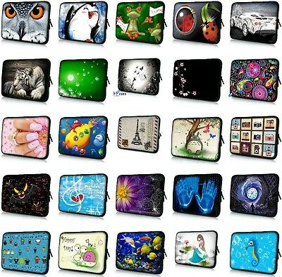 "Many Design 16"" 17.3"" 17.4"" 17"" Inch Laptop Soft Bag Sleeve Case Pouch Cover"