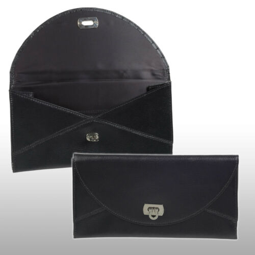 Stirling /& Co Real Leather Travel Wallet Documents Passport Holder Gift Boxed