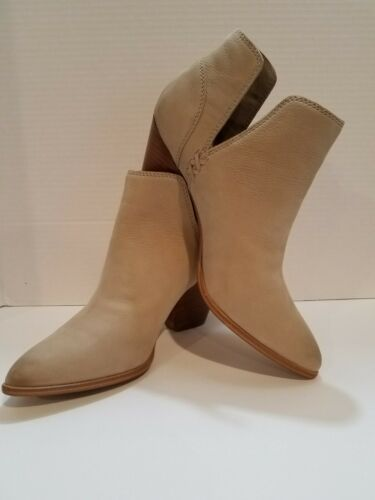 Frye Womens Cut Out Western Booties/ Ankle Boots S
