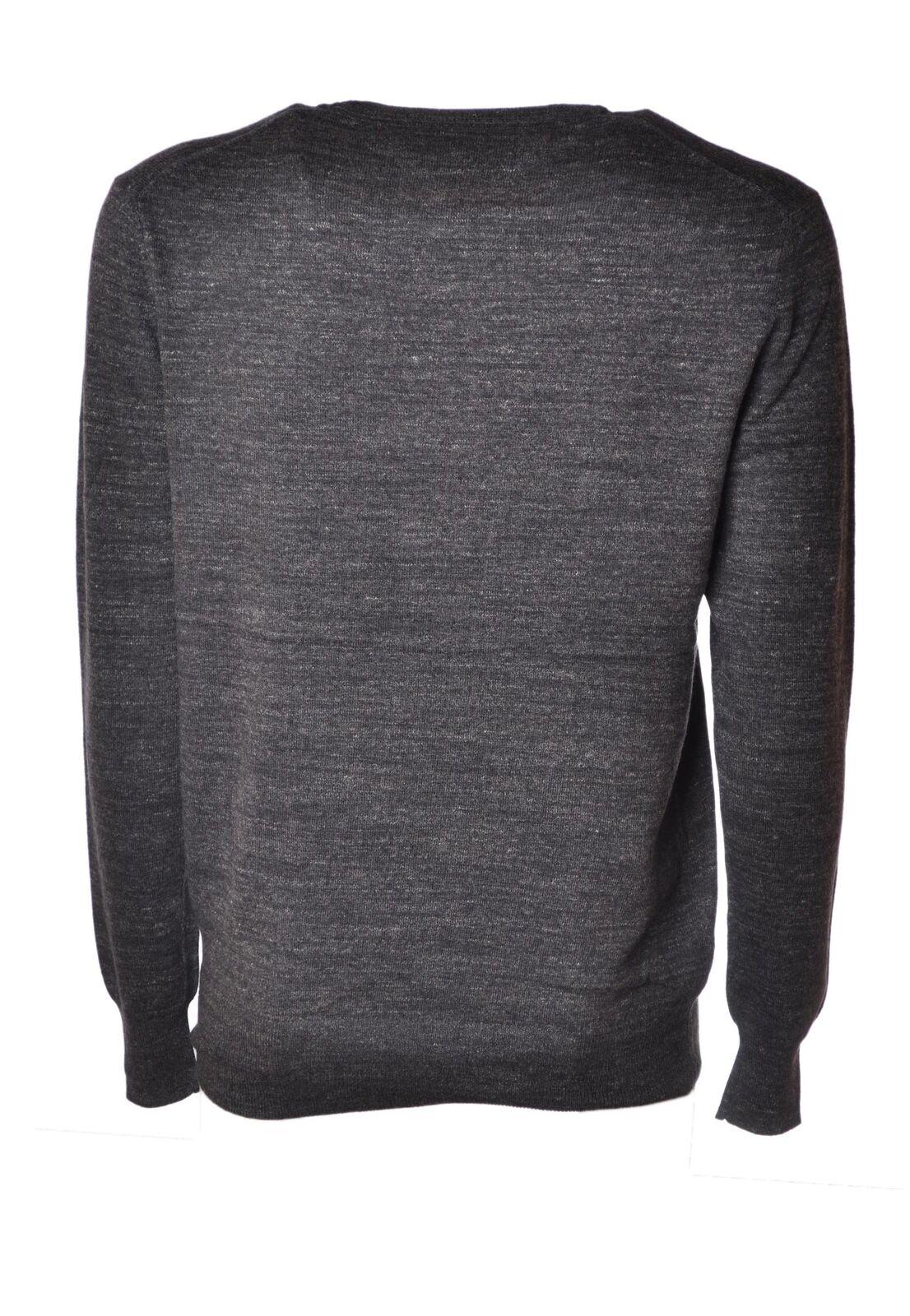 Superdry  -  Pullover Pullover Pullover - Uomo - Grigio - 4277126A183838 796e75