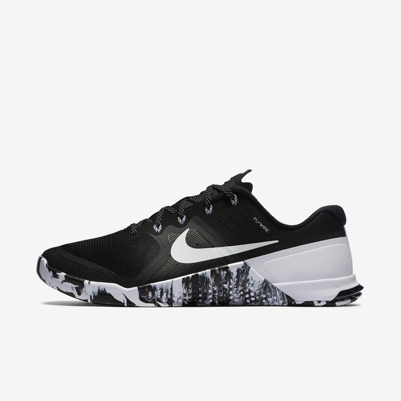 sports shoes 9f0d8 b0ce7 Men s Men s Men s Nike Metcon 2 Sz 9-14 Black White 819899-010