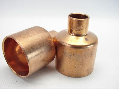 "2 Nimbco 9001600 1/"" x 3//8/"" WROT NOM C Copper Reducing Couplings T84"