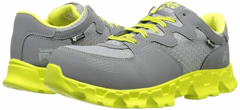 Timberland PRO Women's Powertrain Alloy Toe EH Work Shoes, TB092672 ( 7.5 M )