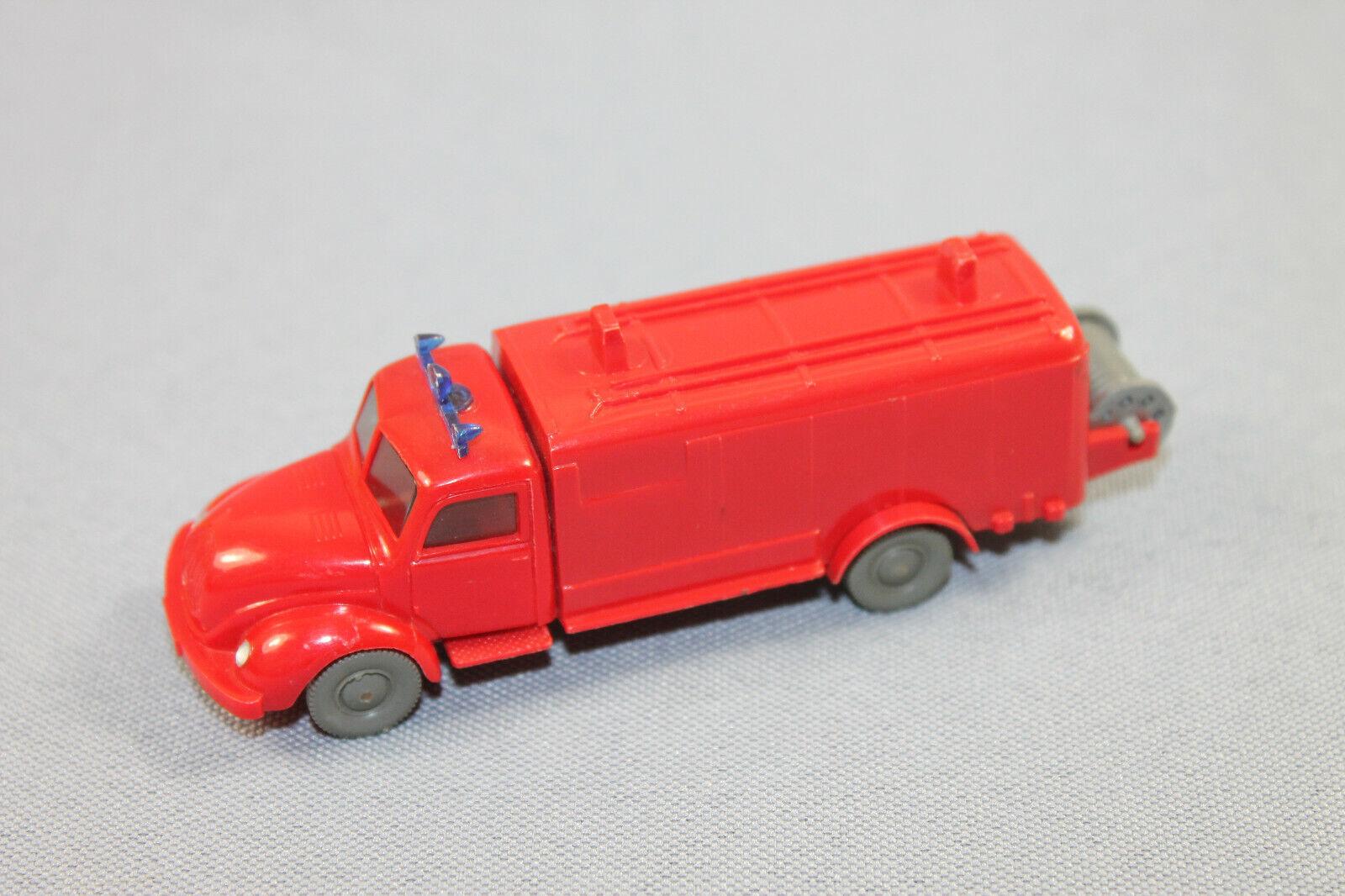 Wiking 1054 3  a Sybaguee voitureriage Magirus WM MIG Fire Brigade 1 87 Scale  meilleure mode