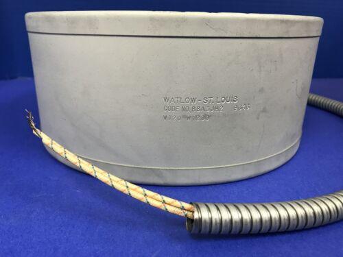 1200W New 120V VSLI C2-53-1-1 Watlow Cold Trap Heater Band