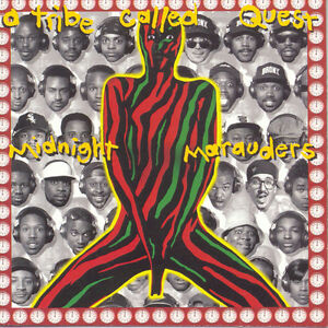 Midnight-Marauders-Tribe-Called-Quest-1993-Vinyl-NEUF-Explicit-Version