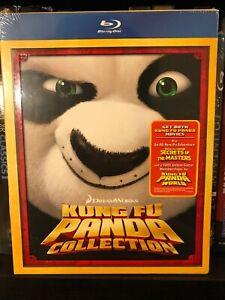 Kung Fu Panda Two Disc Blu Ray Boxed Set Kung Fu Panda Kung Fu Panda 2 Secr 97361457246 Ebay