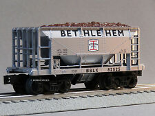 LIONEL BETHLEHEM STEEL ORE CAR O GAUGE train load mill slag iron 6-81270 OC NEW