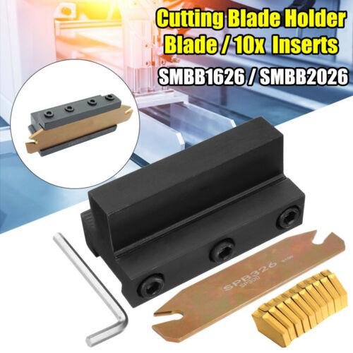 Wendeplattenhalter 16mm 20mm SMBB1626 SMBB2026 Insert SPB26-3 10stk