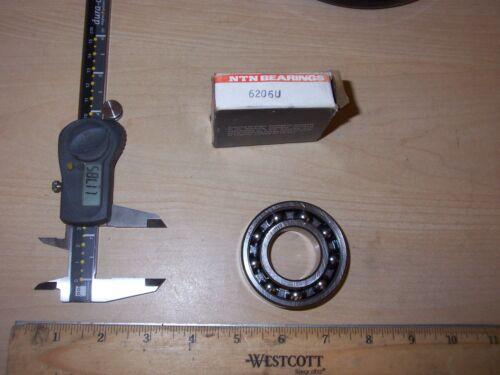 """NEW NTN 6206U BALL BEARING 1.179/""""ID x 2.438/""""OD x .628/""""W"""