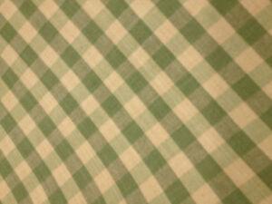 100-cotton-3-8-034-green-tan-check-54-034-3-yd-piece