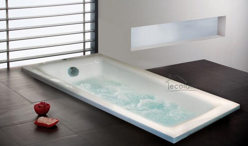 Vasca Da Bagno 130 70 : Vasca da bagno vasca 150 rettangolo 120 130 140 150 vasca x 70 cm