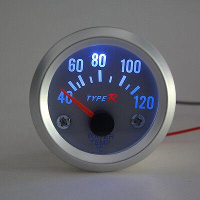 New 2'' 52mm Car Electrical Digital Pointer Water Temperature Meter Gauge