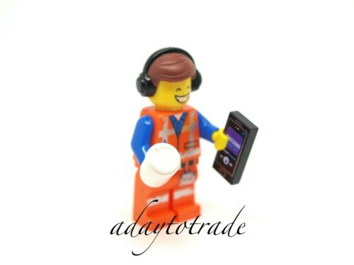 LEGO Movie 2 Collectable Mini Figure Awesome Remix Emmet 71023-1 TLM148 R283