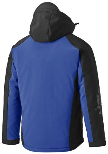 Dickies Softshell Mens Jacket Mens Outdoor Padded Waterproof Work Coat JW7019