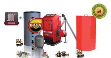 Pelletkessel ATMOS P 21 19.5 kW Komplettset BAFA förderbar / Komplettpaket
