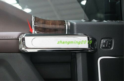 ABS Chrome Interior handle bowl cover trim For Ford F150 F-150 2015-2018