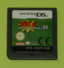 Best of Card Games DS - NINTENDO DS COMPATIBILE 2DS 3DS TAROCCHI POKER BELOTE