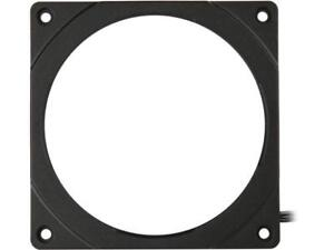 Phanteks PH-FF120RGBP Halos RGB Fan Frame – High density LEDs, RGB, 120mm fan mo