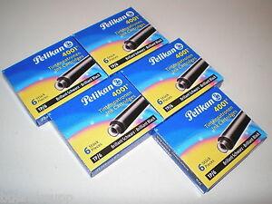 Tintenpatronen Füllerpatronen Tinte PELIKAN TP//6 für Füllfederhalter 6 Stück