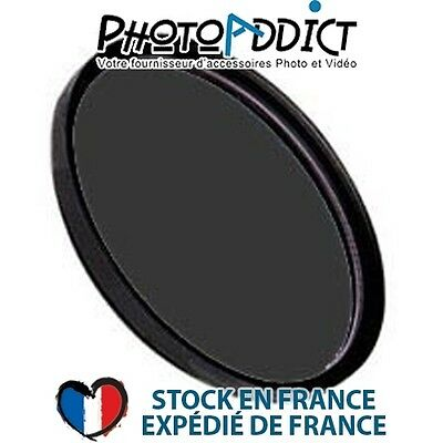 Filtre Gris Neutre Densité 3.2 Ø62mm - Neutral Density