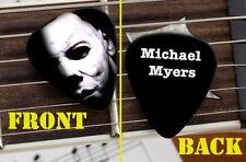Set of 3 Michael Myers Horror Mask premium Promo Guitar Pick Pic