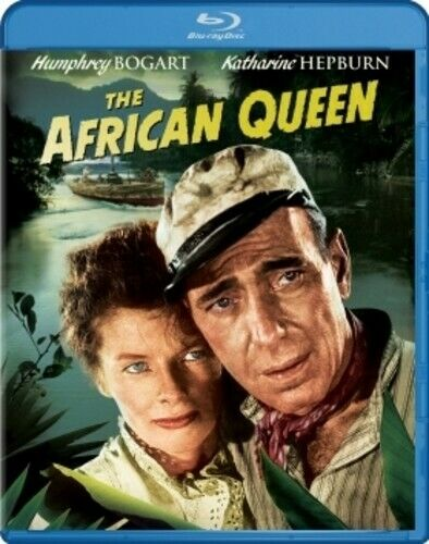 The African Queen BLU-RAY NEW