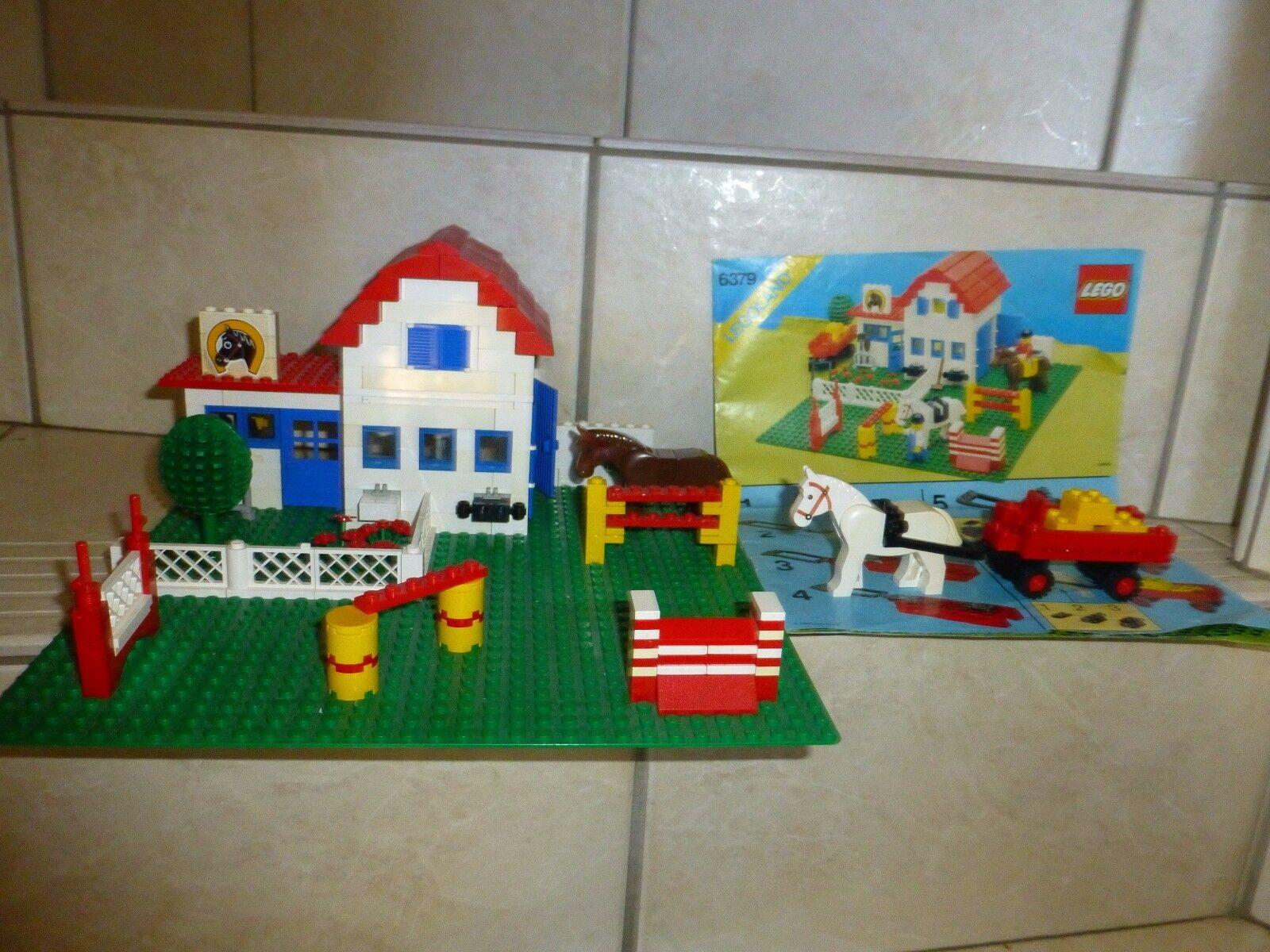 SET LEGO 6379 AVEC NOTICE D' ORIGINE