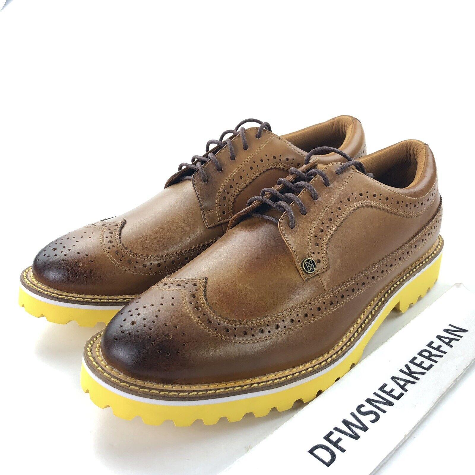 G Suela de proa B Fly del estirón para hombres 10.5 zapato de calle Bubba Watson G4MF18F03 Nuevo