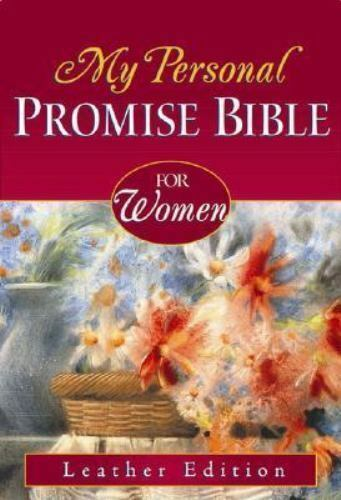 My Personal Promise Bible: My Personal Promise Bible for Women by Betsy  Williams (2002, Bath Book, New Edition)