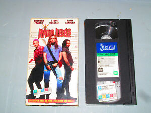 Radio-Rebels-AirHeads-VHS-French-Brandon-Fraser-Adam-Sandler-Teste